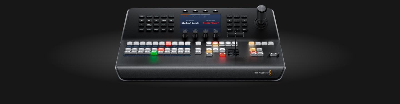 New ATEM 1 M/E Broadcast Studio 4K