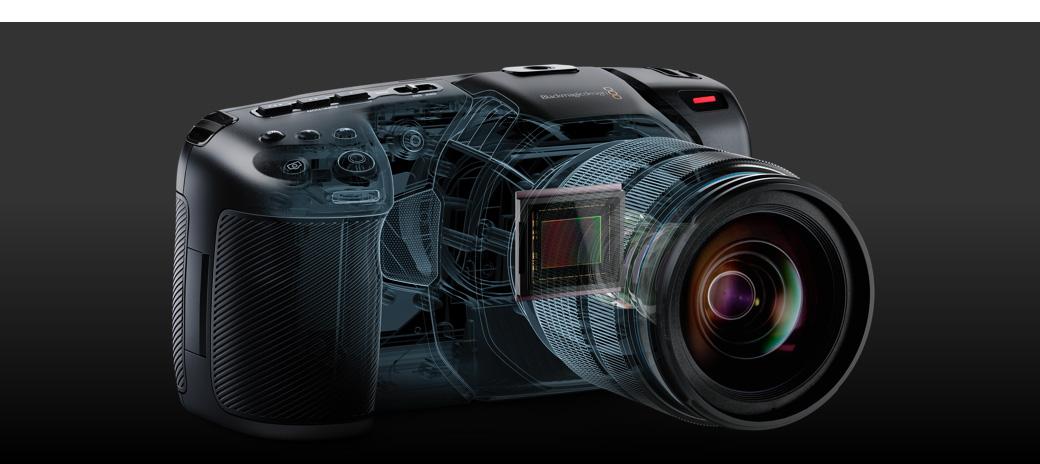 4K Digital Film Sensor