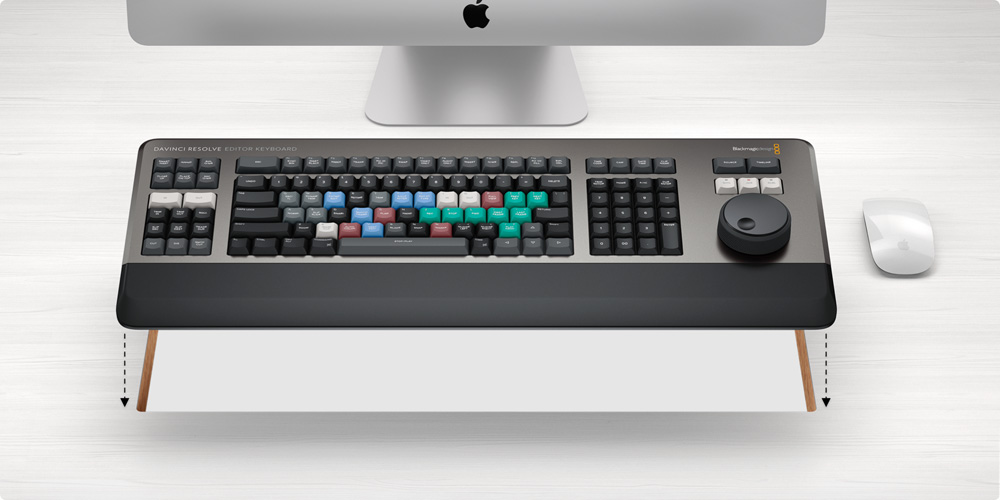 Designed for the Desktop or Inset into a Console!