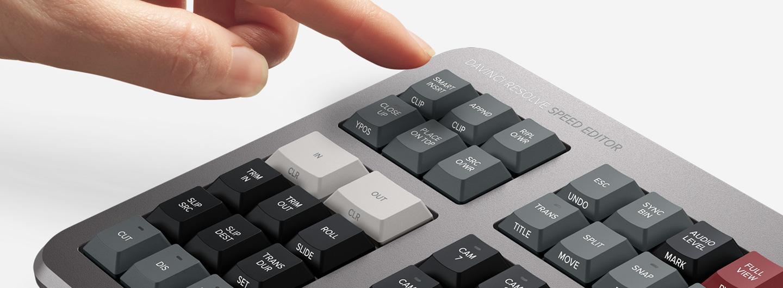 Intelligent Keyboard Edit Modes